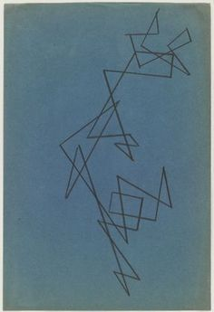 aleksandr rodchenko russian avant-garde -- found this in the art section - Yep, that's a scribble, apparently when you're not 2, it's avant-garde