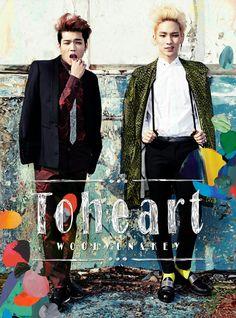 'Toheart' Woohyun and Key Idk why I just love this pairing so much! #Shinee #Infinite Hwaiting!!