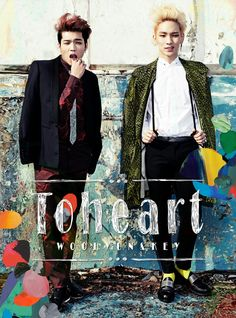 'Toheart' Woohyun and Key Idk why I just love this pairing so much! #Shinee #Infinite Hwaiting!!