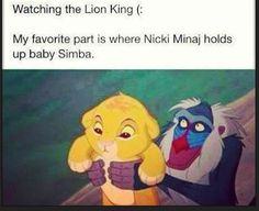 Lion king funnies