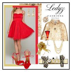 """Ledyz Fashions"" by carola-corana ❤ liked on Polyvore featuring Marco Bicego, Dolce&Gabbana, Aquazzura, Mattioli, Majorica, Jo Malone and loveledyzfashions"