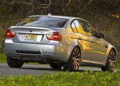 2008 BMW M3 Sedan US Version
