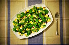 La cuisine de Simona: Salate - Salades - Salads