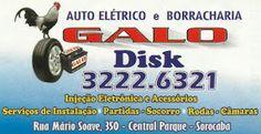 GALO AUTO ELÉTRICO E BORRACHARIA