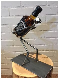 Easy DIY Welding Projects Ideas for Art and Decor - Metal Art Welding Art Projects, Welding Crafts, Metal Art Projects, Diy Welding, Metal Welding, Diy Furniture Projects, Metal Crafts, Metal Furniture, Diy Projects