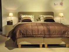 Cevelit sprei, blok dessin ,maat ,260 x 250 cm. 6912, kleur bruin,bot slapen Slaapkamers, bedtextiel, sierkussens en accessoires  www.theobot.nl Zwaag / Hoorn
