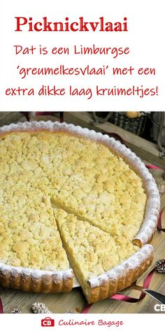 Dutch Desserts, Sweet Recipes, Cake Recipes, Recipes From Heaven, Nutella, Baked Goods, Sweet Tooth, Menu, Pie