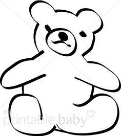 teddy bear clip art cute teddybear clipart printable teddy rh pinterest com