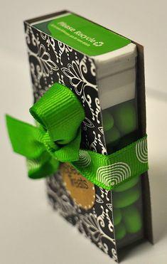 Cute idea for a simple little gift :)