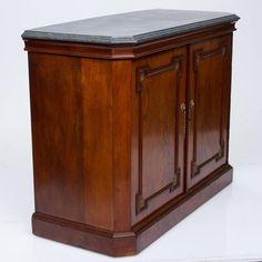 19th Century English Regency Two-Door Cabinet 4