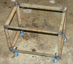 Plasma Cutter Cart Tutorial