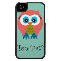 a very fun iPhone case. :)