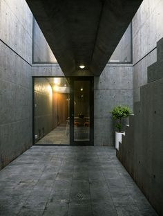 Tadao Ando - Azuma House on Behance