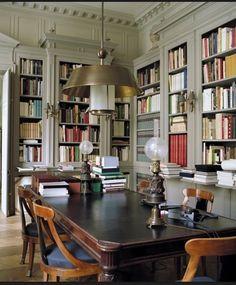nice study space!