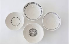 Artisanal Porcelains for the Summer Table