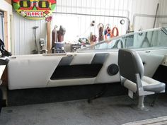 Upholstery (how I did mine-w/pics) Page: 1 - iboats Boating Forums Buy A Boat, Diy Boat, Boat Building, Building Plans, Party Barge, Boat Upholstery, Boat Restoration, Boat Seats, Build Your Own Boat