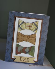 Father's Day Card by Melissa Laverty! So cute!!