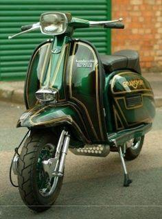 Elegante Sella Universale per Moto Vintage Cafe Racer Retro Nero e Rosso per Hon-da CB CG 125 per Yamaha SR