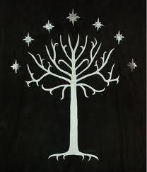 Tree of Gondor - I need to put this on a black bag
