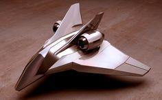 Spaceship by RedBall.deviantart.com on @deviantART