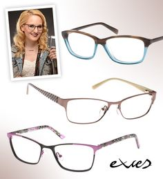 Accentuate Your Peepers with Execs Frames: http://eyecessorizeblog.com/2015/08/accentuate-peepers-execs-frames/