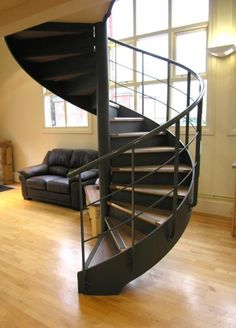 Best 44 Best Spiral Staircases Images In 2017 Spiral 400 x 300
