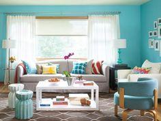 Wanfarben Ideen Wohnideen Wohnzimmer Graue Wände Teppich Orchideen  Leuchter. Mehr Sehen. Living Room Gorgeous Decoration Ideas With Cream Sofa  And Lovely