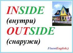 💾🎓💡Больше не говорите, что английский выучить невозможно! 😉 Хотя бы потому, что в этом языке огромное количество слов, которые образуются, следуя простой человеческой логике))) Вот отличный пример:  1) IN - в; в пределах, внутри 2) OUT - вне; за пределами 3) SIDE - сторона, стена, бок  Итого: 👇 IN + SIDE = INSIDE = ВНУТРИ, В ПОМЕЩЕНИИ, В ДОМЕ OUT + SIDE = СНАРУЖИ, НА УЛИЦЕ, НА ОТКРЫТОМ ВОЗДУХЕ  #английский #английскийслова #английскийпросто #английскийвесело #учитьанглийский…