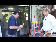 how to install a new Marvin sliding glass door