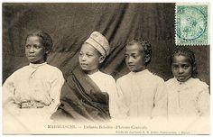 In Madagascar: Charming Betsileo Children (c.1904) by postaletrice, via Flickr