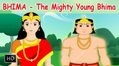 Bhima Stories - The Mighty Young Bhima - Short Story from Mahabharata