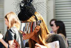 Spotted #NYFW #FashionIsFun
