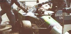 Formula 1 GIFs  #jos verstappen  #formula 1  #gif  #1994  #german grand prix  #hockenheim  #fire Formula 1 Car, Michael Schumacher, Recent Events, Lewis Hamilton, F1 Racing, Car And Driver, Grand Prix, 1990s, Race Cars
