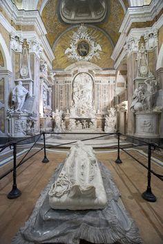 """eccellenze-italiane: """"Cristo Velato Cappella San Severo """""""