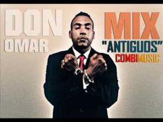 Mix Don Omar  Antiguos