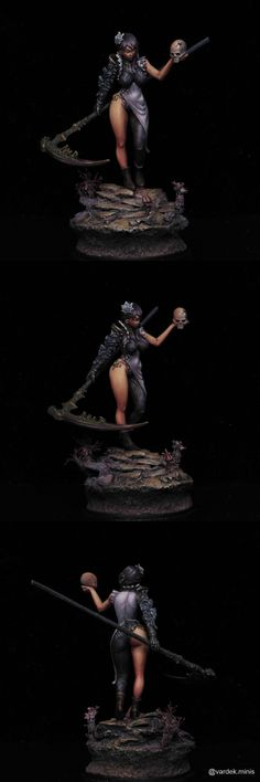 Cleric from Kingdom Death by vardek. Garage Kits, Cleric, Fantasy Miniatures, Warhammer 40000, Miniture Things, Pinup, Action Figures, Sculptures, Miniatures