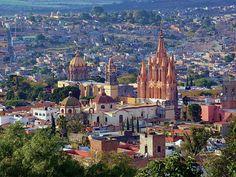 Mexico Colonial Charm