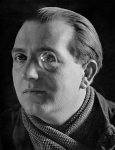 Fritz Lang 1929 by E. O. Hoppé