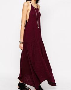 Enlarge Free People Apron Maxi Dress