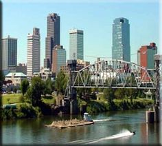 """Little Rock, Arkansas  Actually I""""ve been here many times. My grandparents lived in North Little Rock and I spent many a wonderful summer there."""