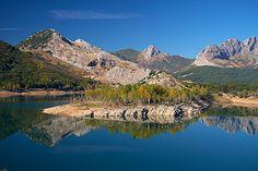 Pantano del Porma, Castilla y León - Visit Spain Through Stunning Photographs