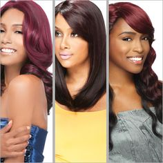 2013 Hair Trends - Urban Ombre: HairSisters.com Newsletter
