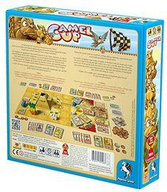 Pegasus Spiele – Juego de mesa, de 2 a 8 jugadores (PEG54541G) (importado)