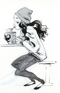 Some recent INKtober sketches! Check out all the other awesome artists participating, curated by Jake Parker.https://www.facebook.com/inkto...