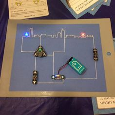 Circuit Scribe Kits - Draw Your Own Circuits