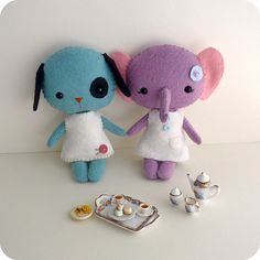tea for two by Gingermelon, via Flickr