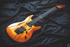 musza.morningwood Aristides O7O in Dutch Orange #aristides #morningwood #guitarporn