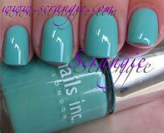 Scrangie: Nails Inc