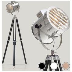 Compton 172cm Tripod Floor Lamp Spotlight Floor Lamp