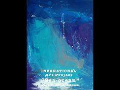 Tatyana Binovskaya- artist: Odessa Maritime Art Gallery,  International Art Pr... Odessa Sea, Sea And Ocean, Blogger Themes, Art Projects, Art Gallery, Artist, Life, Image, Art Museum